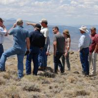 Bi-State sage-grouse field collaboration